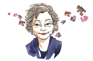 Former Governor General Adrienne Clarkson
