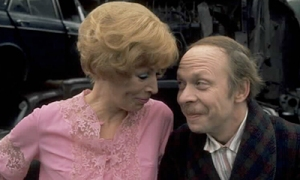 If they weren't just characters in an absolutely hilarious '70s TV sitcom, George could have sponsored Mildred ... or vice versa