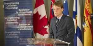 Chris Alexander, Citizenship and Immigration Minister