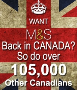 Marks and Spencer petition