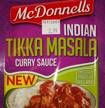McDonnells Indian Tikka Masala
