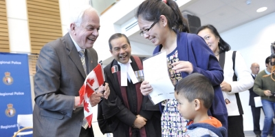 John McCallum citizenship