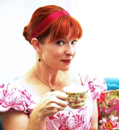Penny Ashton tea