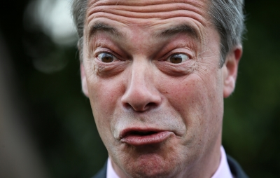 Nigel Farage