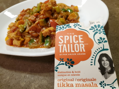 The Spice Tailor